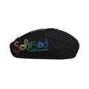 FZ Forza Solibad tollaslabda/squash ütőtáska (fekete)