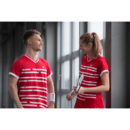 Victor Denmark Unisex red 6628 férfi póló