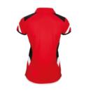 Polo Victor Function Female red 6717 női póló