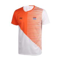 FZ Forza Harlem férfi póló (fehér-narancssárga)