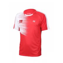FZ Forza Blaster férfi póló (piros-fehér)
