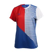 FZ Forza Hoxie női póló (kék-fehér)