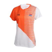 FZ Forza Hoxie női póló (fehér-narancssárga)