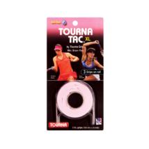 Tourna Tac XL rózsaszín tenisz fedőgrip - 3 darab