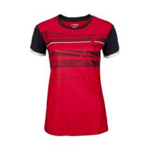 Victor T-Shirt Function Female red 6079 női póló