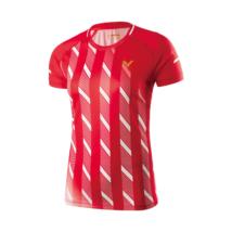 Victor Shirt Denmark Female red 6609 női póló