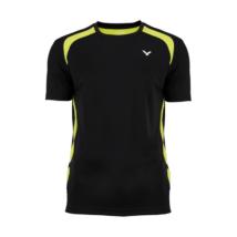 Victor T-Shirt Function Unisex black 6949 gyerek póló