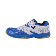 Victor A180 blue/white tollaslabda/squash teremcipő