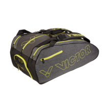 Victor Multithermobag 9030 grey/yellow tollaslabda/squash ütőtáska