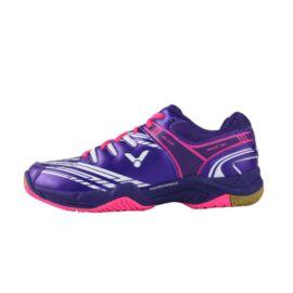 Victor A610F-JQ Womens Badminton Shoes (Purple)