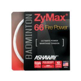 Ashaway Zymax 66 Fire Power tollaslabda húr (fehér)