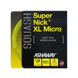 Ashaway SuperNick XL Micro squash húr (sárga-fekete)