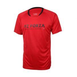 FZ Forza Bling férfi tollaslabda, squash póló (piros)