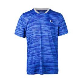 FZ Forza Malone Jr. gyerek tollaslabda, squash póló (kék)