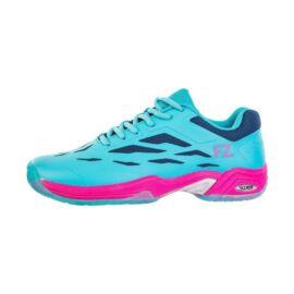 FZ Forza Vibra W női tollaslabda cipő, squash cipő (világoskék)