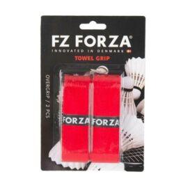 FZ Forza frotír tollaslabda grip csomag - 2 darab (piros)