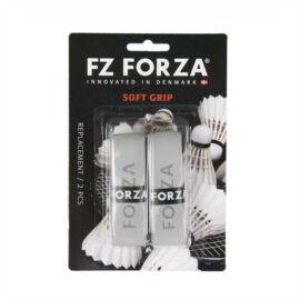 FZ Forza Soft tollaslabda, squash alapgrip csomag - 2 darab (szürke)