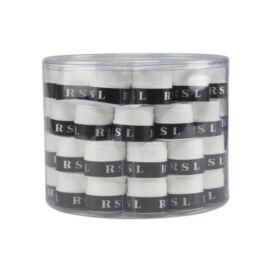 RSL tollaslabda, squash fedőgrip doboz - 60 db (fehér)