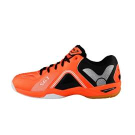 Victor SH-S61 Womens Badminton Shoes (Orange)