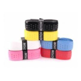 Victor Soft tollaslabda, squash alapgrip - 1 darab (színes)