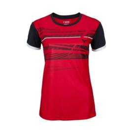 Victor Function 6079 Womens Badminton T-Shirt (Red)