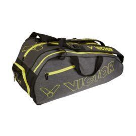 Victor 9110 Doublethermobag tollaslabda táska, squash táska (szürke-sárga)