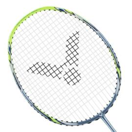 Victor DX Light Fighter 60 Badminton Racket (6U-G5)