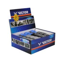 Victor Hyper tollaslabda, squash alapgrip doboz - 25 darab (színes)