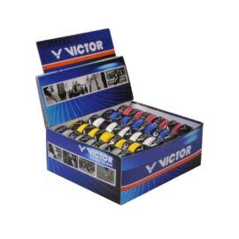 Victor Pro tollaslabda, squash fedőgrip doboz - 60 darab (színes)