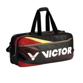 Victor BR9609 CD tollaslabda táska, squash táska (fekete-piros)