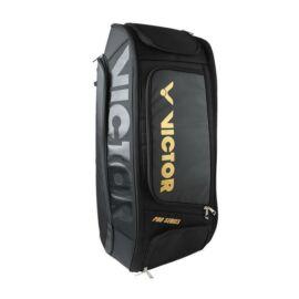Victor BR7007 C Badminton Racket Backpack (Black)