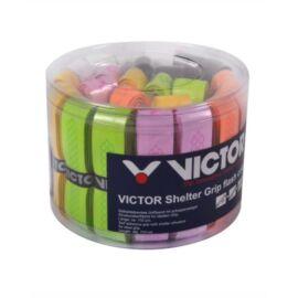 Victor Shelter tollaslabda, squash alapgrip doboz - 25 darab (színes)