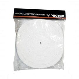 Victor frotír tollaslabda grip tekercs (fehér)