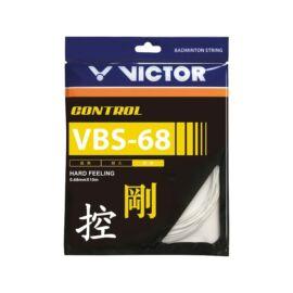 Victor VBS-68 White Badminton String (10m Set)