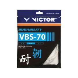 Victor VBS-70 tollaslabda húr - 10 m (fehér)