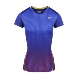 Victor T-14101 B női tollaslabda, squash póló (sötétkék)