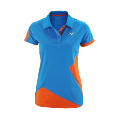 Victor Polo Function Female Orange 6118 női póló