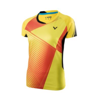 Victor Shirt Games Female yellow 6357 női póló