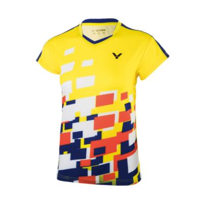 Victor Malaysia 6418 Yellow női póló