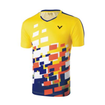 Victor Malaysia Unisex yellow 6428 férfi póló