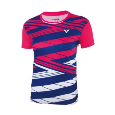 Victor Shirt Korea Pink 6438 női póló