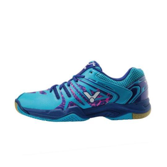 Victor A390-FB női tollaslabda cipő, squash cipő (világoskék)