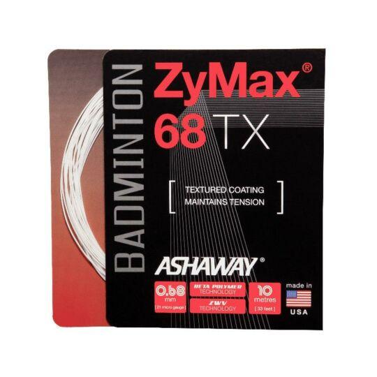 Ashaway Zymax 68 TX tollaslabda húr (fehér)