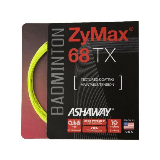 Ashaway Zymax 68 TX tollaslabda húr (neonsárga)