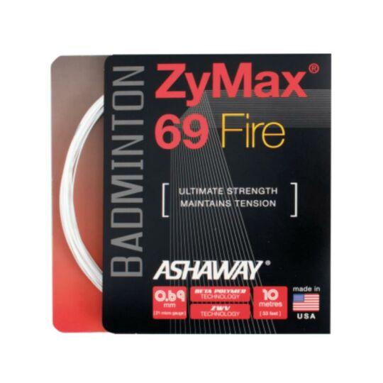 Ashaway Zymax 69 Fire tollaslabda húr (fehér)