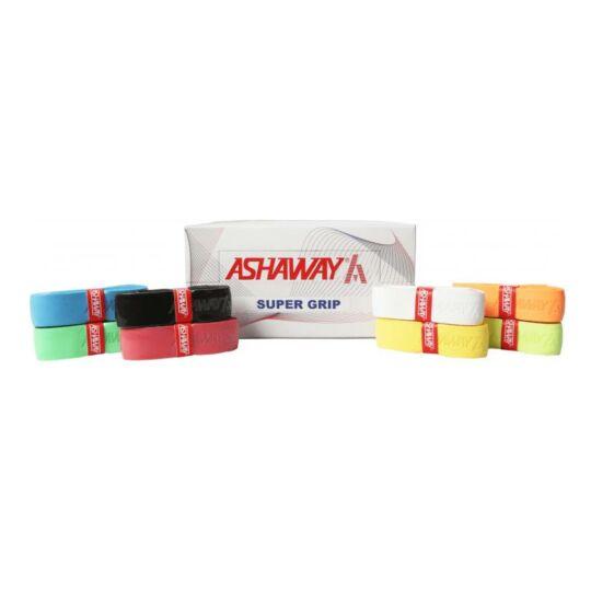 Ashaway Super tollaslabda, squash alapgrip - 1 darab (színes)