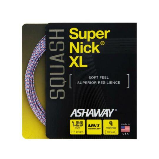 Ashaway SuperNick XL squash húr (lila-fehér)