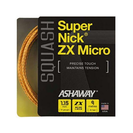 Ashaway SuperNick ZX Micro squash húr (narancssárga)