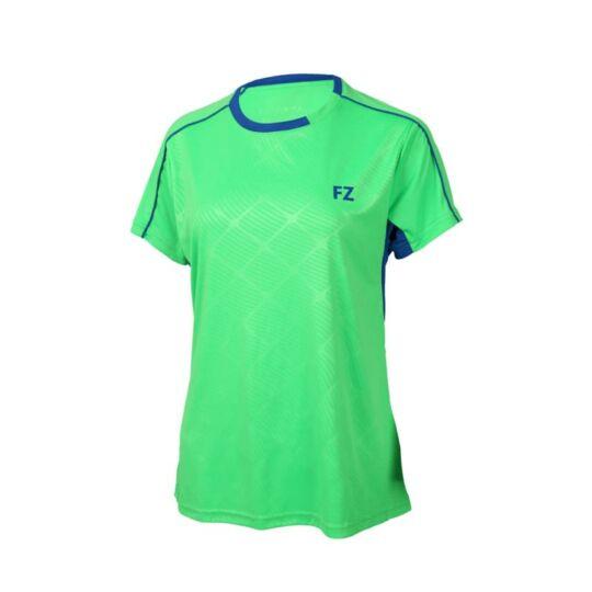 FZ Forza Bacani női tollaslabda, squash póló (világoszöld)