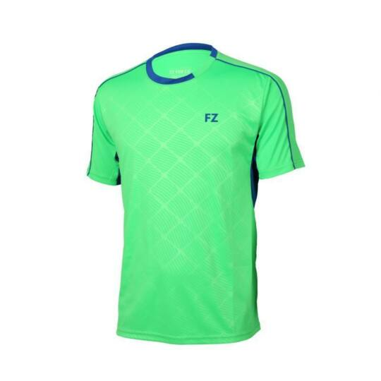 FZ Forza Barcelona Jr. gyerek tollaslabda, squash póló (világoszöld)